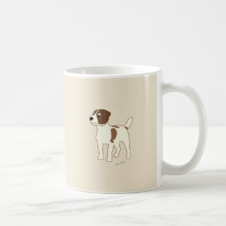 Jack Russell Terrier Taza Clásica