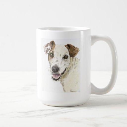 Jack Russell Terrier Taza De Café