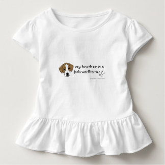 jack russell terrier toddler t-shirt
