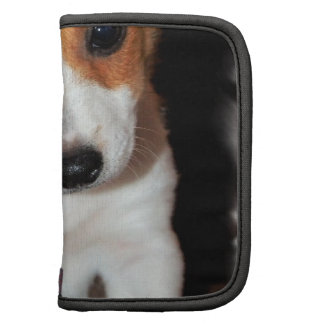 Jack Russell Terrier Wallet Folio Organizers