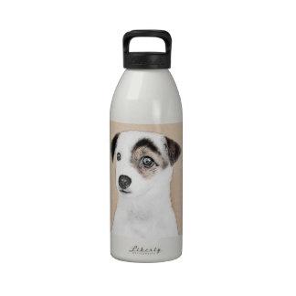 Jack Russell Terrier Drinking Bottles