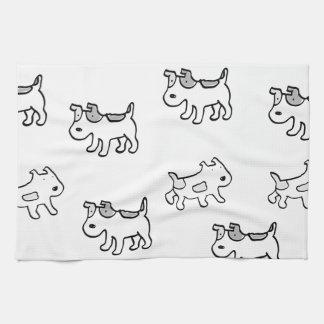 Jack Russell Terriers Towel