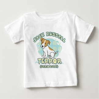 Jack Russell Terror Baby's T-Shirt