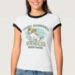 Jack Russell Terror Ladies T-Shirt