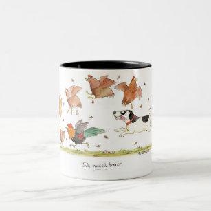 Cartoon Dog Chasing Gifts On Zazzle