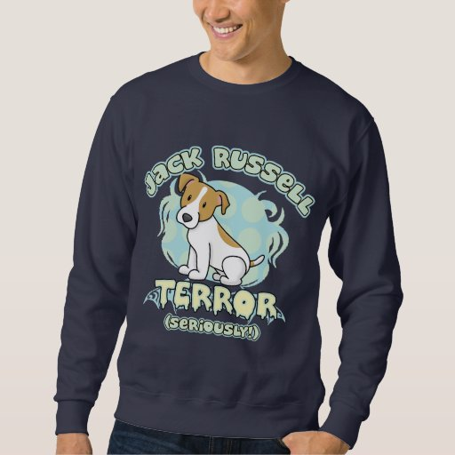 Jack Russell Terror Sweatshirt
