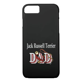 jack russell terrrier dad gifts iPhone 7 case