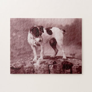 Jack Russell the Diver Jigsaw Puzzle