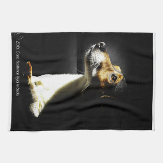 Jack Russell Towel