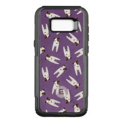 OtterBox Commuter Samsung Galaxy S8+ Case with Jack Russell Terrier Phone Cases design