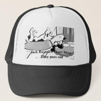 Jack Russells Don't Sleep Trucker Hat