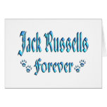 Jack Russells Forever Cards