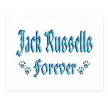 Jack Russells Forever Postcards