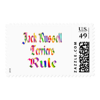 JACK RUSSELLS RULE STAMPS
