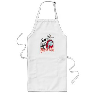 Disney Themed Jack & Sally | Meant to Be Long Apron