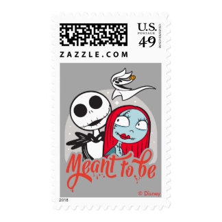 Jack & Sally | Meant to Be Postage