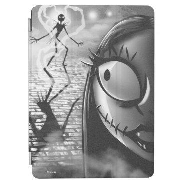 Halloween Themed Jack & Sally | Misfit Love iPad Air Cover