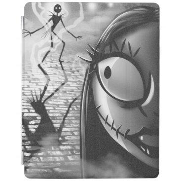 Halloween Themed Jack & Sally | Misfit Love iPad Smart Cover