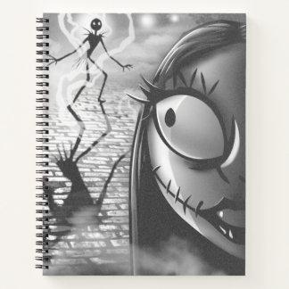 Jack & Sally   Misfit Love Notebook