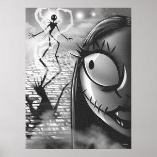 Jack & Sally | Misfit Love Poster