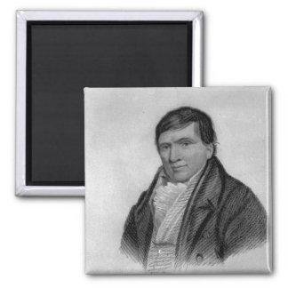 Jack Scroggins, engraved by Hopwood Magnet