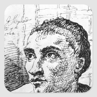 Jack Sheppard, 1724 Stickers