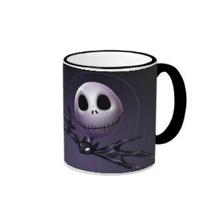 Jack Skellington 1 Ringer Coffee Mug