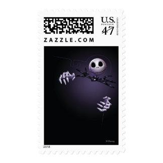 Jack Skellington 1 Sello Postal