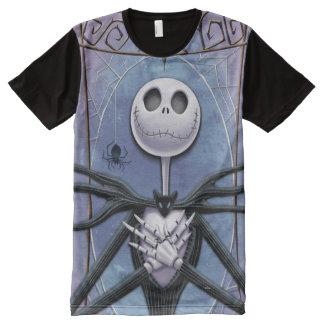 Jack Skellington 2 All-Over Print T-shirt