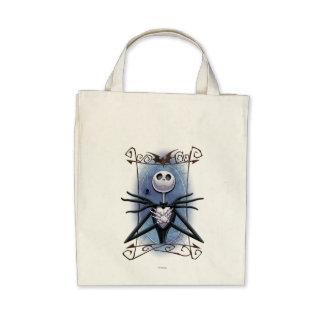 Jack Skellington 2 Canvas Bags