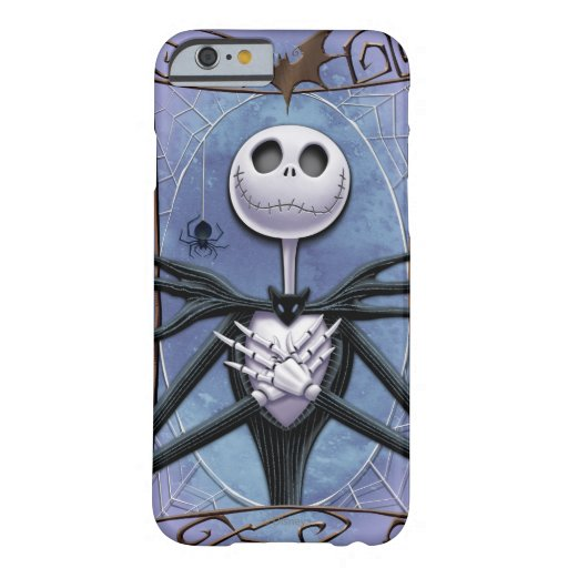 Jack Skellington 2 iPhone 6 Case