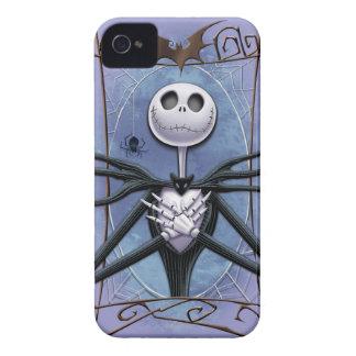 Jack Skellington 2 iPhone 4 Case-Mate Cárcasa