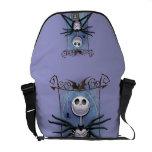 Jack Skellington 2 Messenger Bags