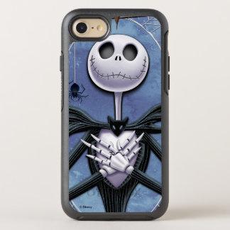Jack Skellington 2 OtterBox Symmetry iPhone 7 Case