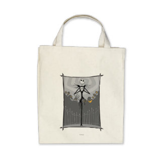 Jack Skellington 3 Tote Bag