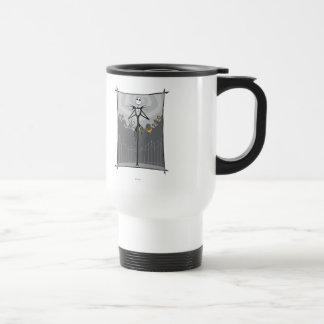 Jack Skellington 3 15 Oz Stainless Steel Travel Mug