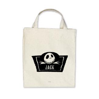 Jack Skellington 4 Canvas Bag