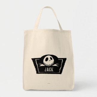 Jack Skellington 4 Bolsa Tela Para La Compra