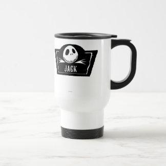 Jack Skellington 4 Travel Mug