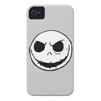 Jack Skellington 5 iPhone 4 Cover