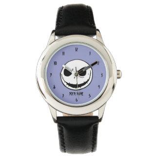 Jack Skellington 5 Wrist Watch