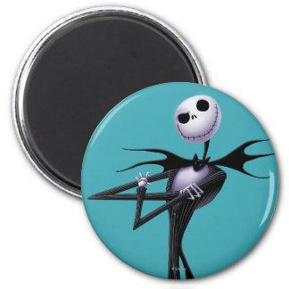 Jack Skellington 6 2 Inch Round Magnet