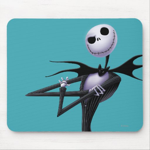 Jack Skellington 6 Mouse Pad