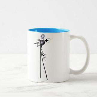 Jack Skellington 6 Two-Tone Coffee Mug