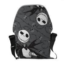 Jack Skellington 8 Messenger Bags at Zazzle