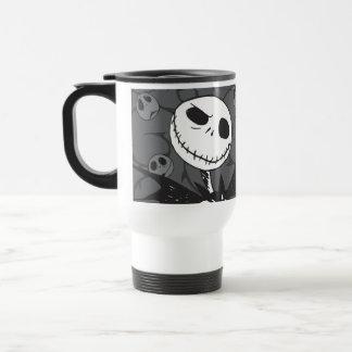 Jack Skellington 8 15 Oz Stainless Steel Travel Mug