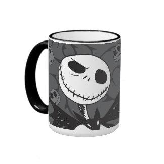 Jack Skellington 8 Ringer Coffee Mug