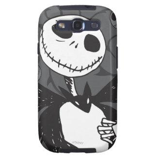 Jack Skellington 8 Samsung Galaxy S3 Cases