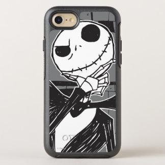 Jack Skellington 9 OtterBox Symmetry iPhone 7 Case