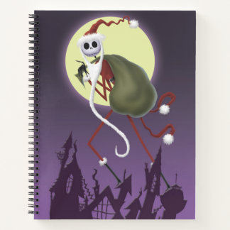 Jack Skellington   ...And To All A Good Fright! Notebook